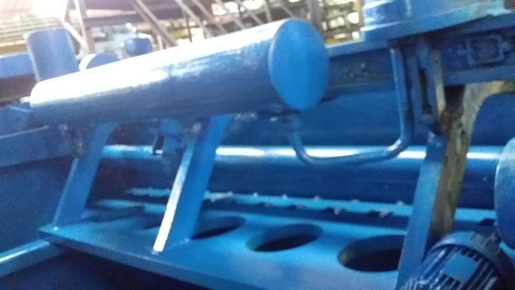 Guilhotina de chapa Fobesa 12mmx3m  - C240  - Metalmaq