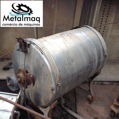 Máquina De Lavar Roupas Industrial De Inox - C869  - Metalmaq