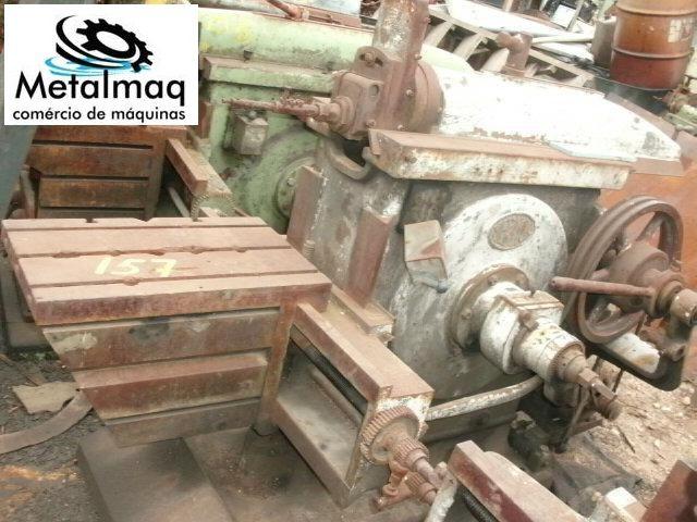 Plaina Limadora Memor 500mm . - C157  - Metalmaq