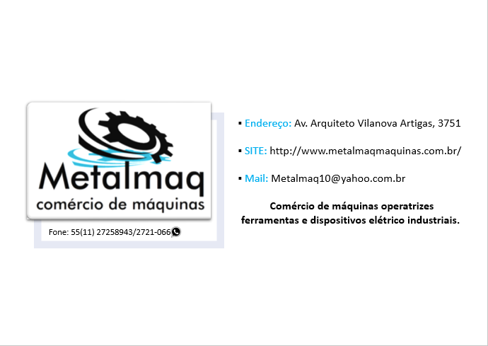 Serra De Fita Vertical Ergop- C323  - Metalmaq
