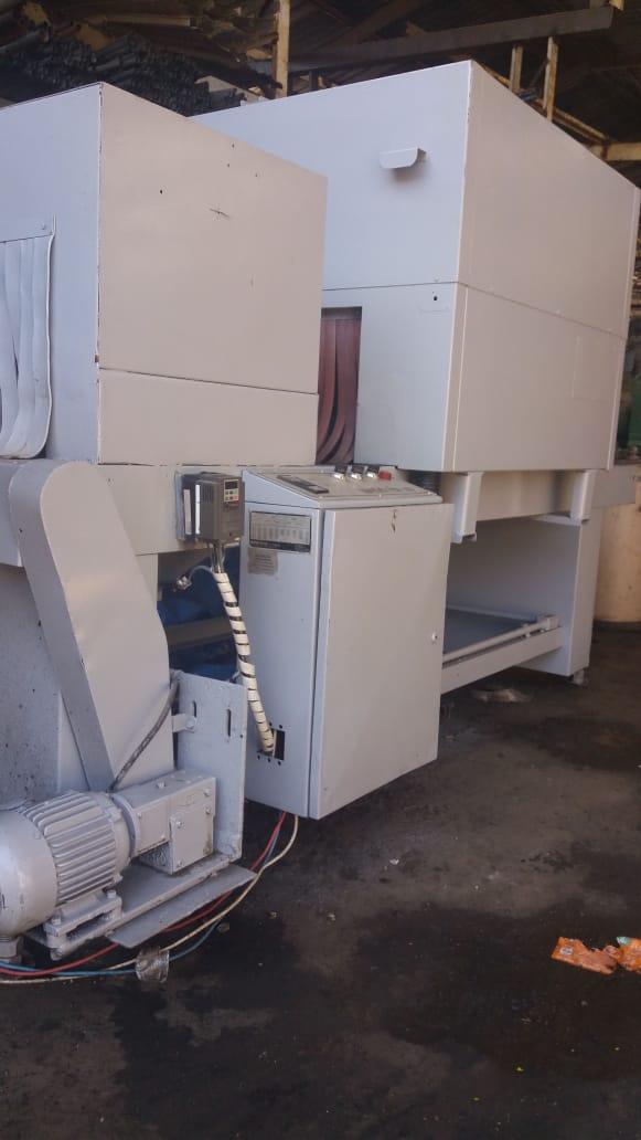 Túnel De Encolhimento estufa  Weldotron 200x750mm- C867  - Metalmaq