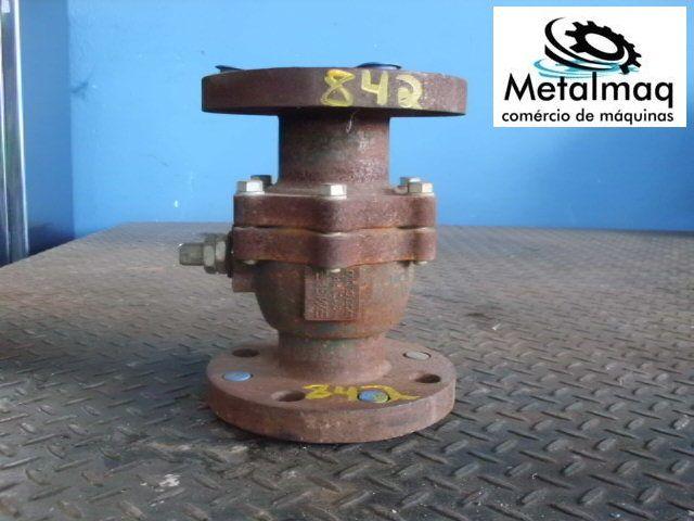 Válvula Borboleta 2 1/2 - C842  - Metalmaq