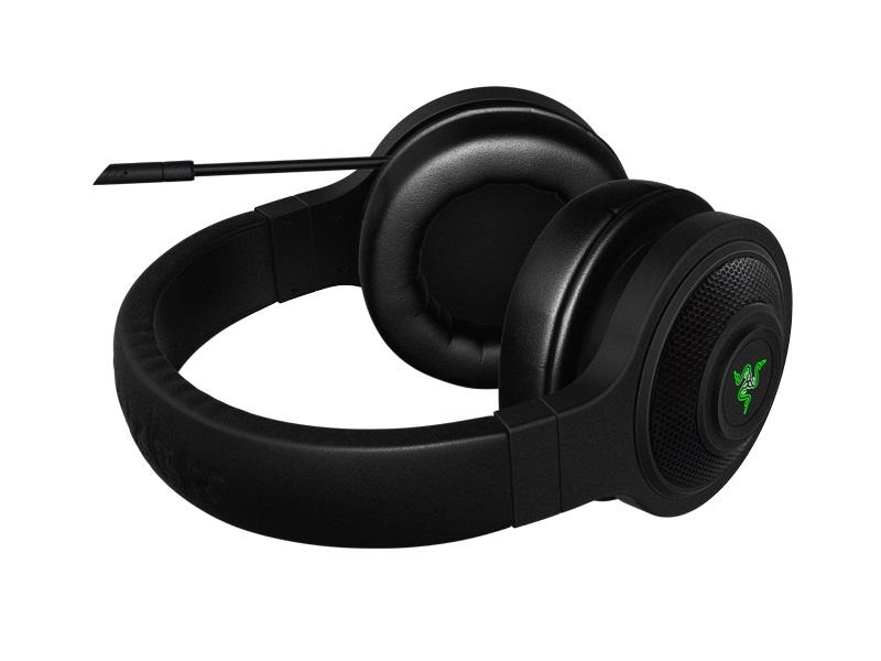 Fone de Ouvido com Microfone Kraken USB (PC/MAC/PS4) Preto RZ04-01200100-R3U1 - Razer