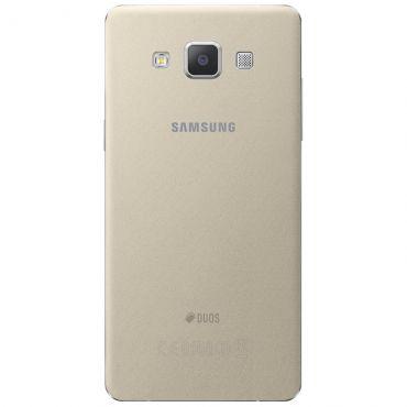 Smartphone Galaxy A5 Duos Dual Chip 4G Android 4.4 Câm. 13MP Tela 5 Proc. Quad Core Dourado SM-A500M/DS - Samsung