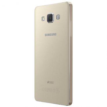 Smartphone Galaxy A7 Duos, 4G, Android 4.4, 16GB, 13MP, Dourado A700FD - Samsung
