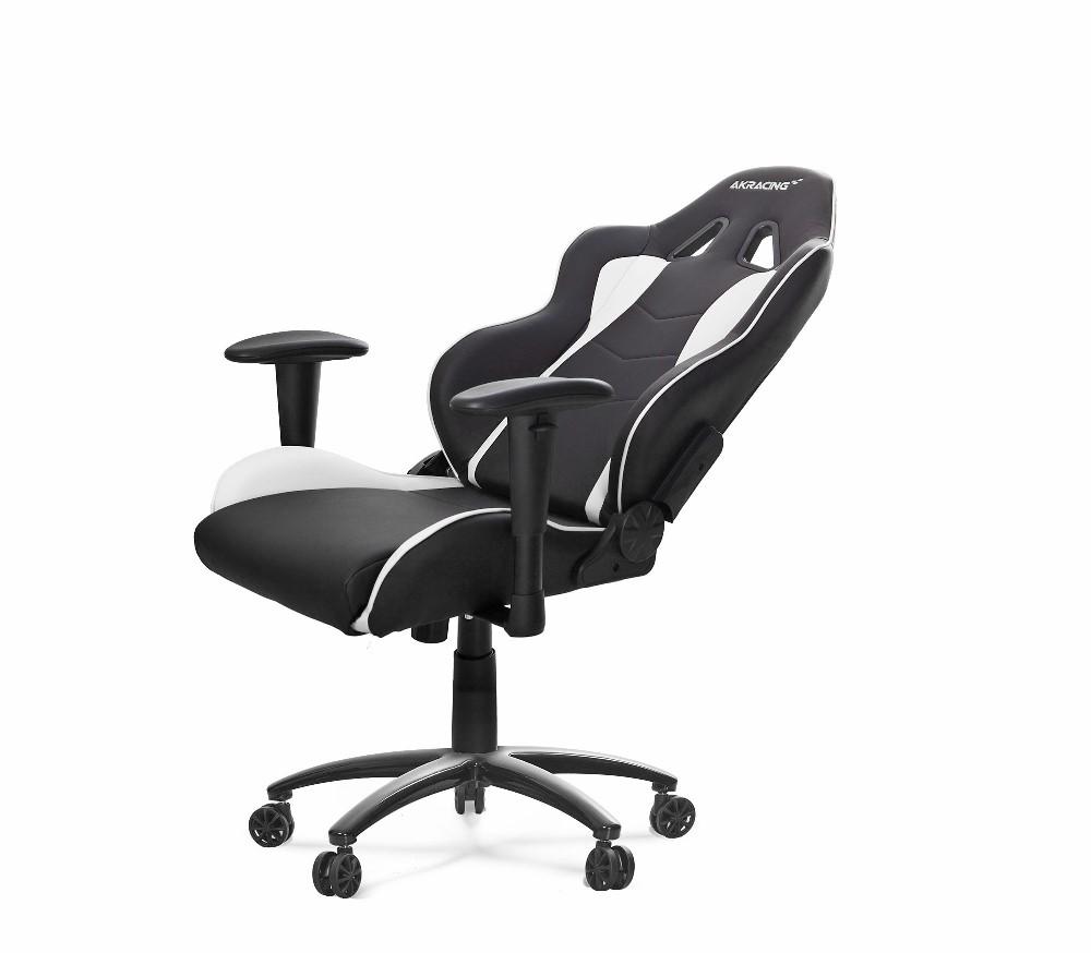 Cadeira AKRacing Nitro Gaming White AK-NITRO-WT - AKRacing