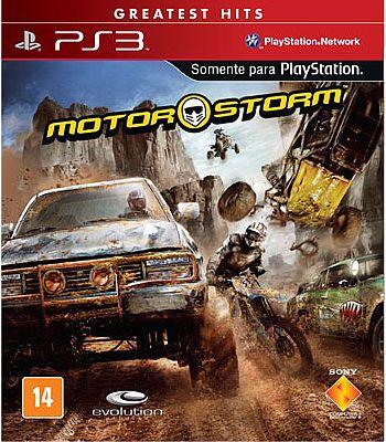 Jogo para Playstation 3 Motorstorm - Sony