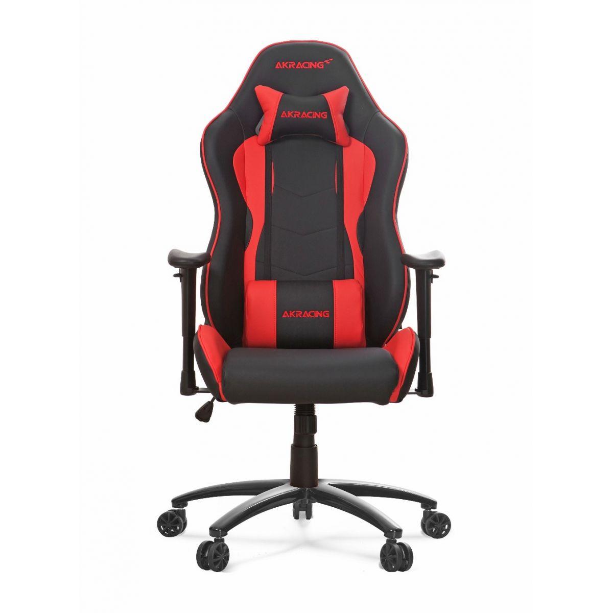 Cadeira AKRacing Nitro Gaming Red AK-NITRO-RD - AKRacing