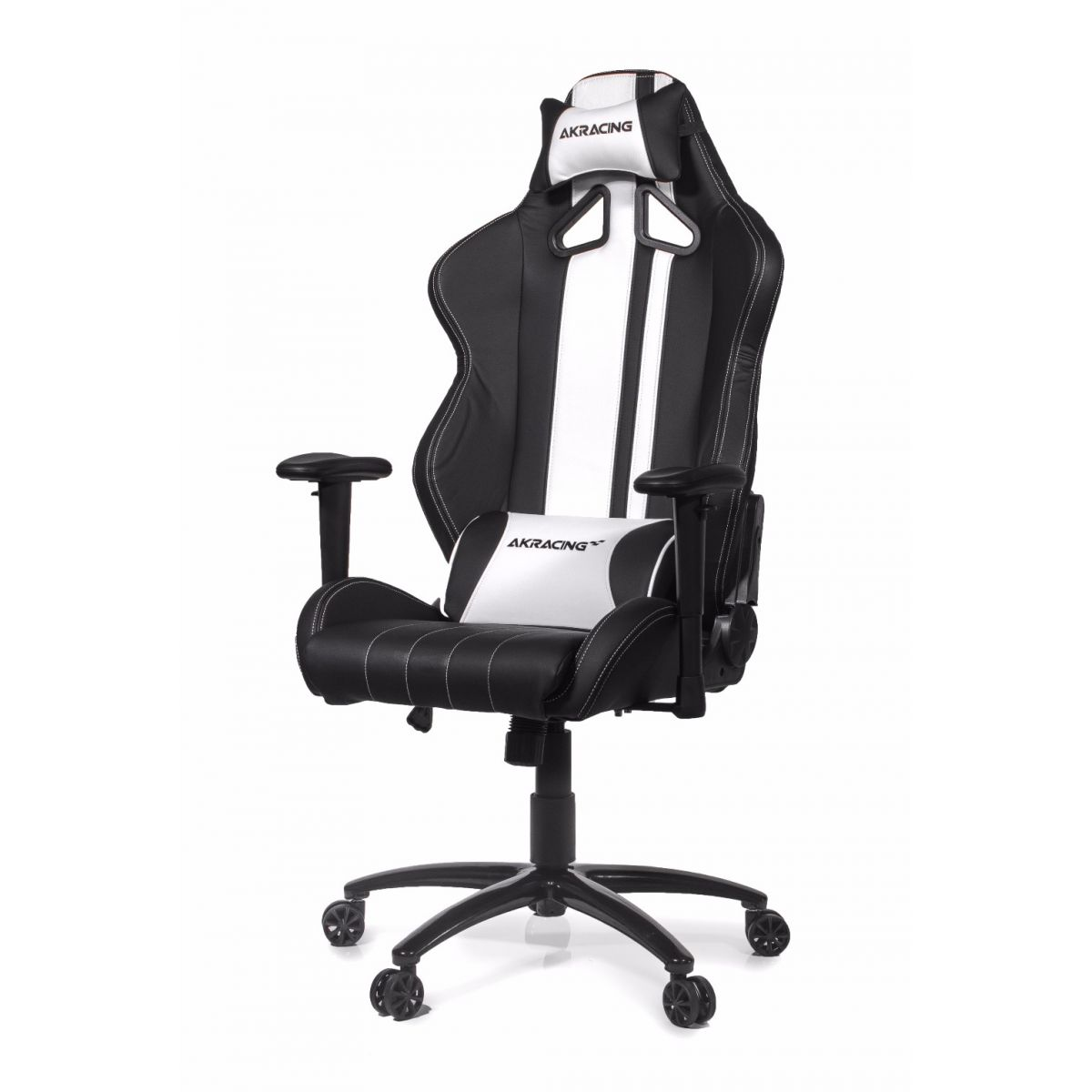 Cadeira AKRacing Rush Gaming White AK-RUSH-WT - AKRacing