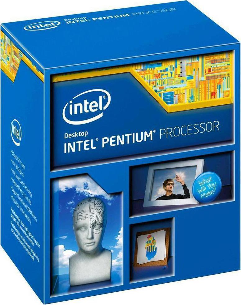 Processador LGA 1150 Pentium G3250 3.2GHz 3MB Cache BX80646G3250 - Intel