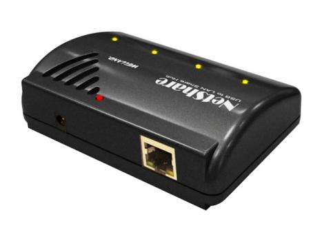 Conversor 4 Portas USB Over IP Server NH-204 (Converte USB para Rede) - Welland