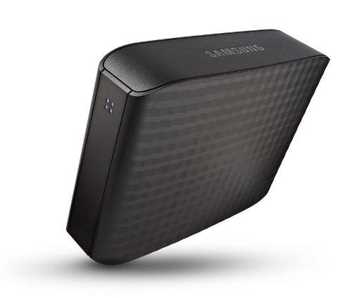 HD Externo 3TB D3 USB 3.0 Preto STSHX-D301TDB 3.5 polegadas (com Fonte) - Samsung