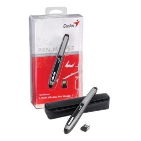 Pen Mouse 2.4Ghz USB 1200DPI com Receptor Nano - Genius