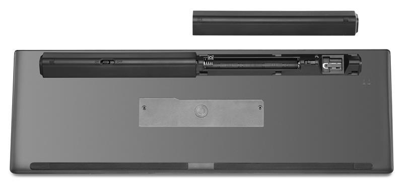 Teclado SmarTV Control sem Fio 2.4Ghz com Touch Pad Integrado TC190 - Multilaser
