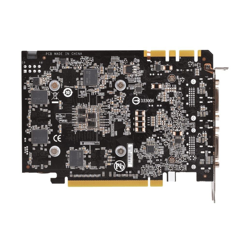 Placa de Vídeo Geforce GTX970 Mini ITX 4GB DDR5 256Bit GV-N970IX-4GD - Gigabyte