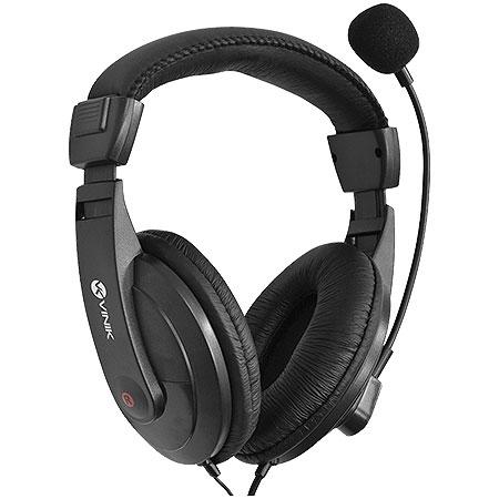 Fone de Ouvido com Microfone Go Play FM35 Preto 20202 - Vinik