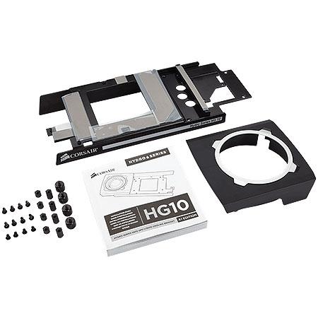 Suporte para Resfriamento Líquido da GPU Hydro Series HG10 A1 CB-9060001-WW - Corsair