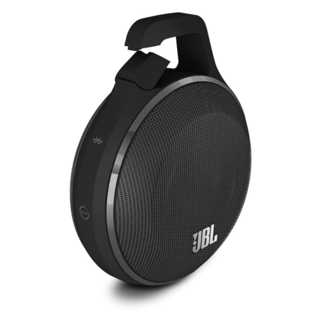 Caixa de Som JBL CLIP Bluetooth e Microfone Integrado (Bateria Recarregável) - JBL