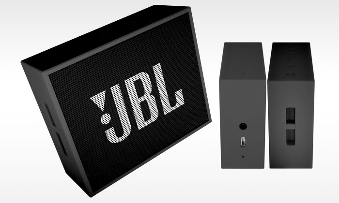 Caixa de Som JBL GO Bluetooth (Bateria Recarregável) Preta JBLGOBLK - JBL