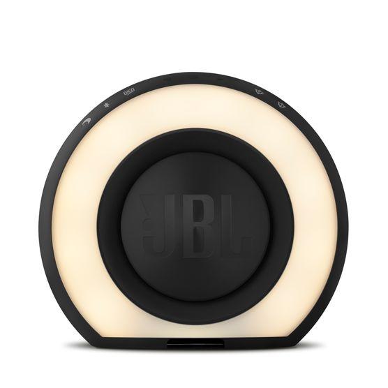 Caixa de Som Horizon Bluetooth com Radio Relógio e Luz Ambiente - JBL