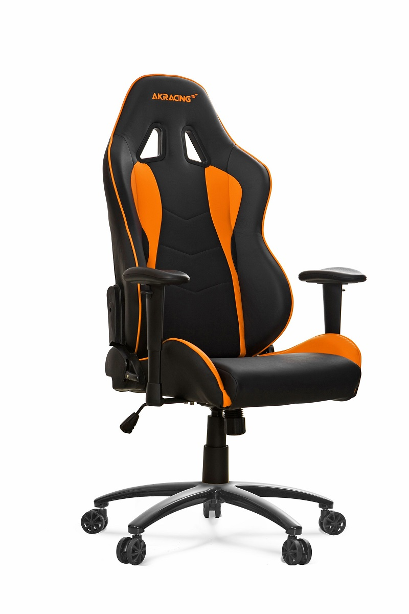 Cadeira AKRacing Nitro Gaming Orange AK-NITRO-OR - AKRacing