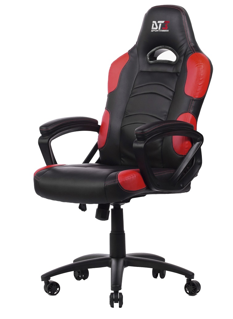 Cadeira Gaming GTX Red - DT3 Sports