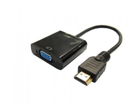 Cabo Adaptador HDMI Para Vga Femea CB110 -