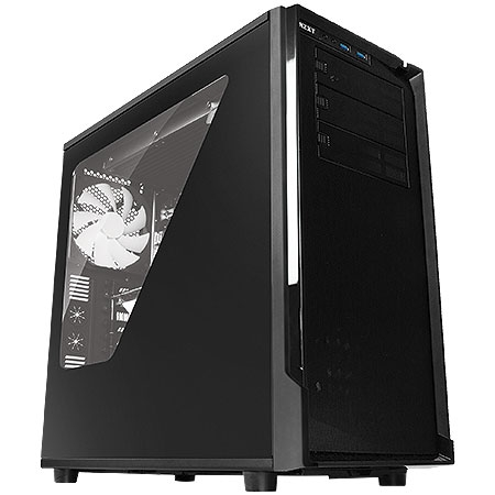 Gabinete Full-Tower Source 530 Preto Fosco CA-SO530-M1 - NZXT