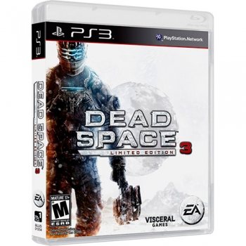 Jogo Dead Space 3 - Edicao Limitada - PS3 - EASPORTS