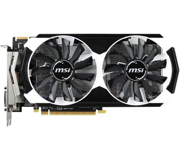 Placa de Vídeo R7 370 OC Edition 2GB GDDR5 256Bit 2GD5T OC (912-V305-031) - MSI