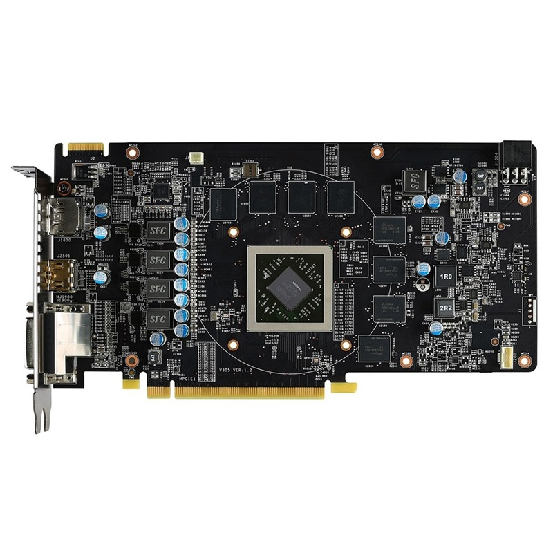 Placa de Vídeo R9 380 2GD5T OC 2GB GDDR5 256BIT, R9-380-2GD5T-OC - MSI