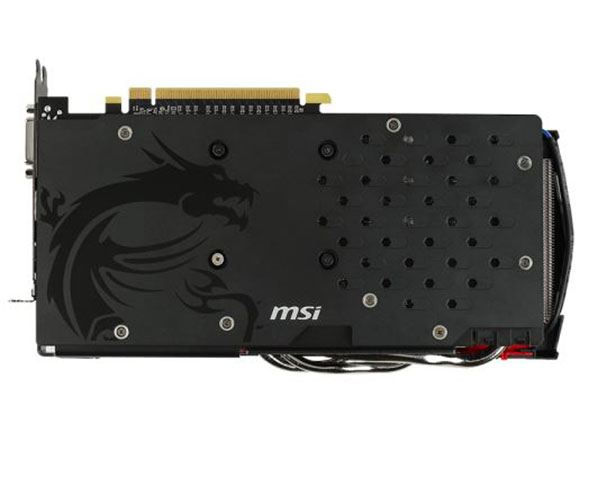Placa de Vídeo R9 380 Gaming 2G 2GB GDDR5 256Bit - MSI