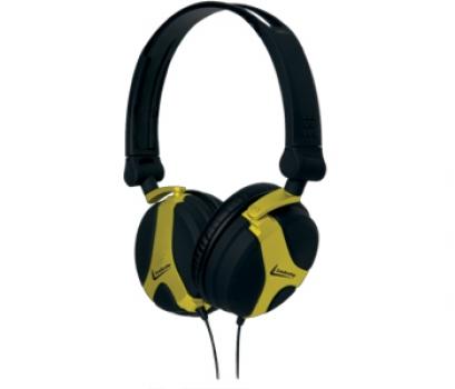 Headphone colors yellow 2774 - Leadership