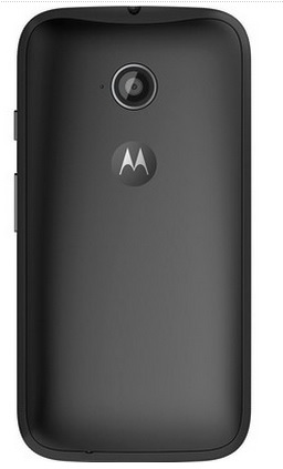 Smartphone Moto E 2� Gera��o XT1514, Processador Quad Core, Android 5.0, Tela 4.5, 8GB, C�mera 5MP, 4G, Dual Chip, Preto - Motorola