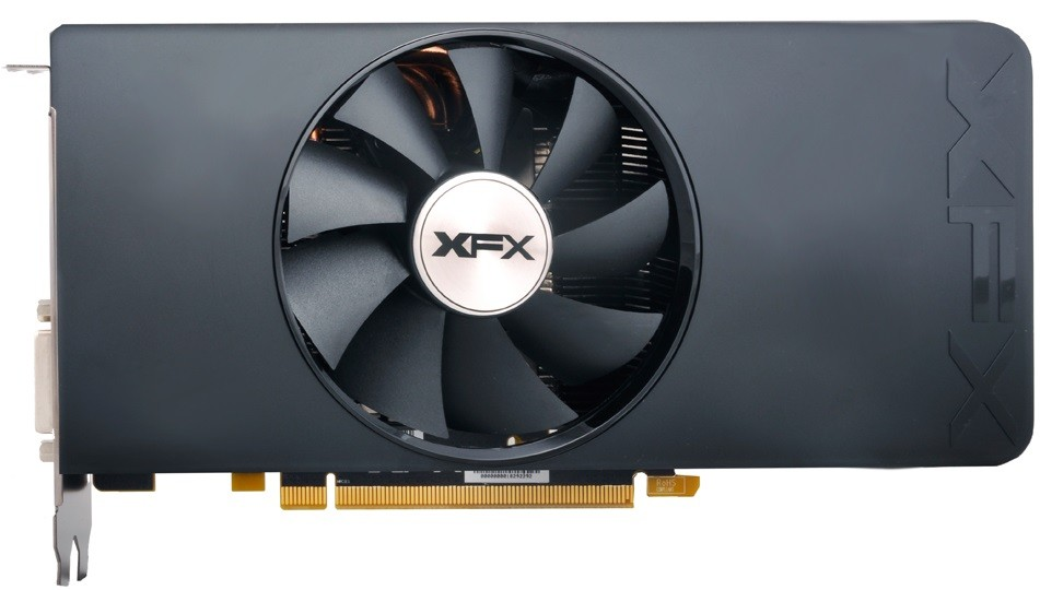 Placa de Vídeo R7 370 2GB DDR5 256Bit R7-370P-2SF5 - XFX