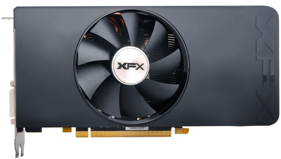 Placa de V�deo R7 370 2GB DDR5 256Bit R7-370P-2SF5 - XFX