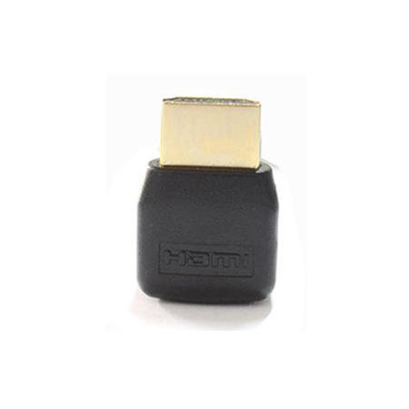 Adaptador 90 Graus Conector HDMI Macho/Femea A208 AD0104 - Exbom