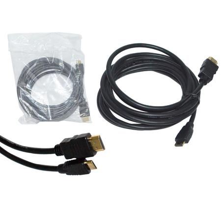 Cabo HDMI para Mini HDMI 3M CB0228 - OEM
