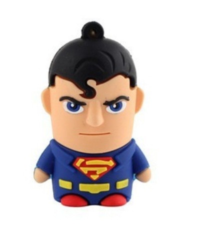 Pen Drive 8GB Super Homem PD0013 - Kid Boys