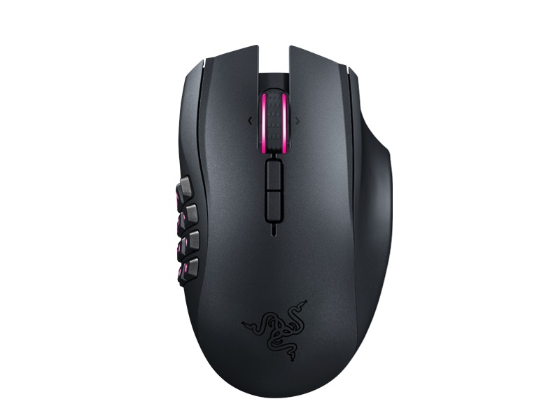 Mouse Laser Naga Epic Chroma Wired/Wireless MMO 4G 8200DPI RZ01-01230100-R3U1 - Razer