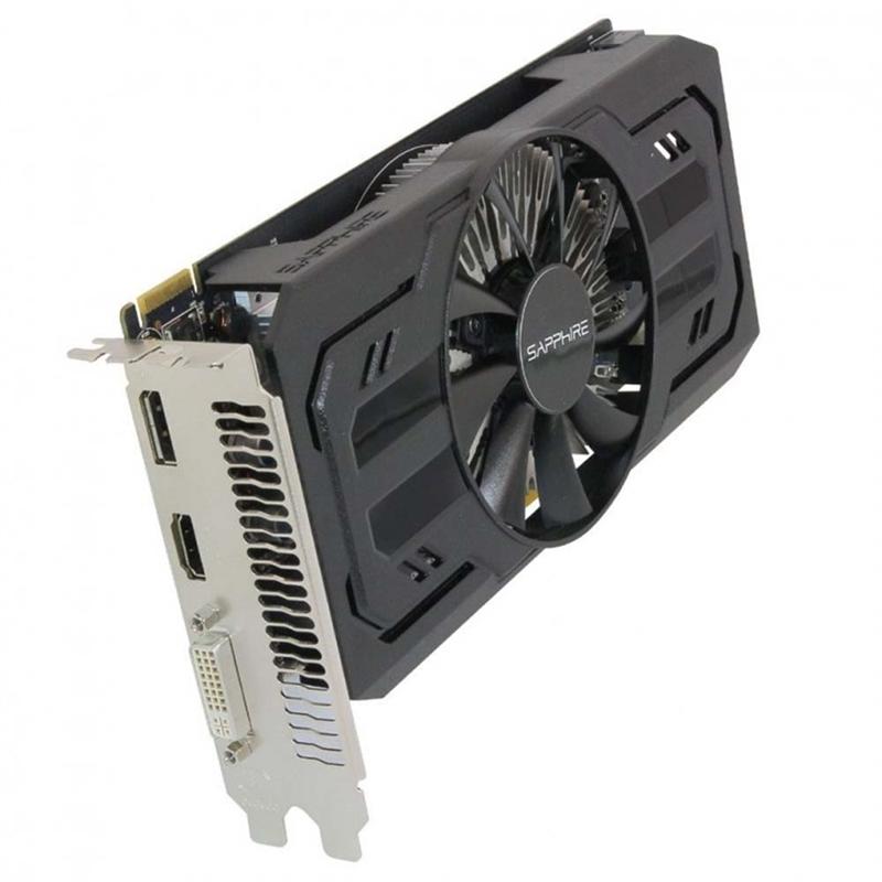 Placa de V�deo R7 360 2GB OC DDR5 128Bit 11243-00-20G - Shapphire