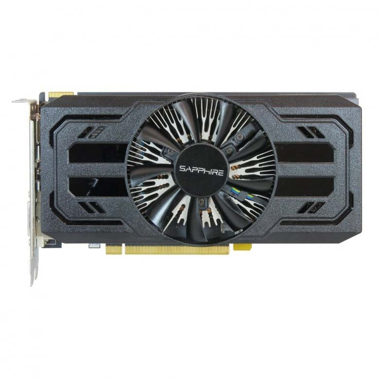Placa de Vídeo R7 360 2GB OC DDR5 128Bit 11243-00-20G - Shapphire