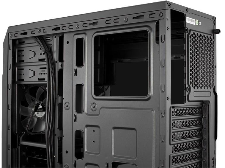 Gabinete ATX Carbide SPEC 01 Preto CC-9011056-WW - Corsair
