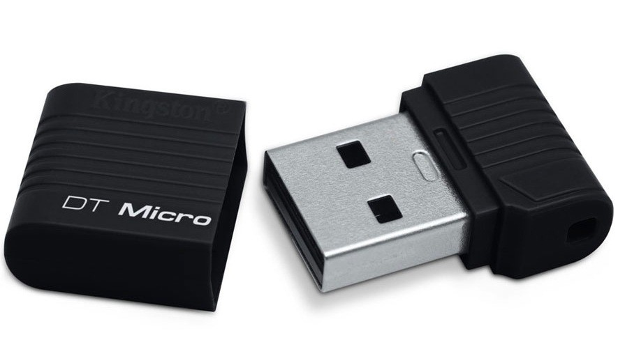 Pen Drive USB 8GB DTMCK/8GB Preto -Kingston