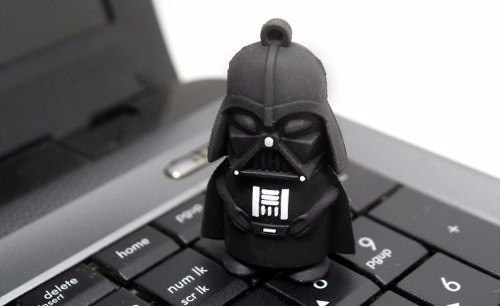 Pen Drive 16GB Darth Vader Star Wars - OEM