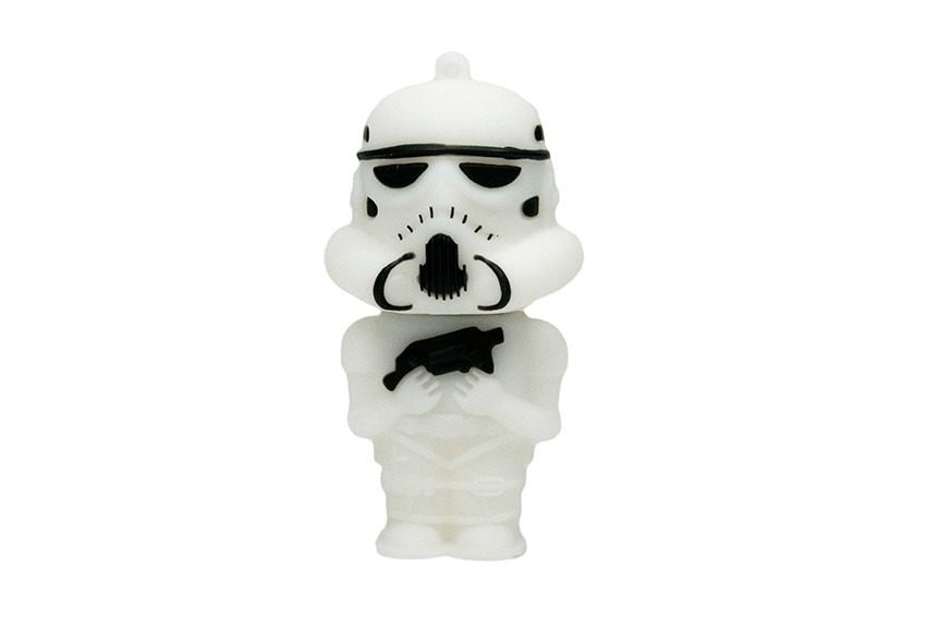 Pen Drive 16GB Storm Trooper Star Wars - OEM