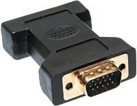 Adaptador DVI (F) x VGA (M) - NWT