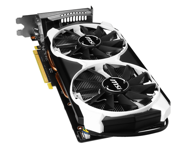 Placa de Vídeo Geforce GTX960 2GB 2GD5T OC DDR5 128Bit - MSI