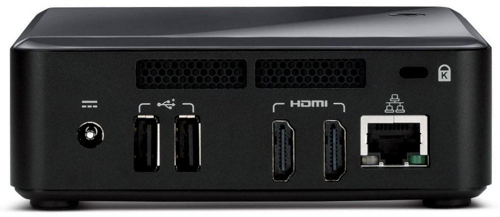 Nuc BOXDCCP847DYE Celeron 847 Dual Core 1.10GHZ 2GB DDR3 Msata 30GB - Intel
