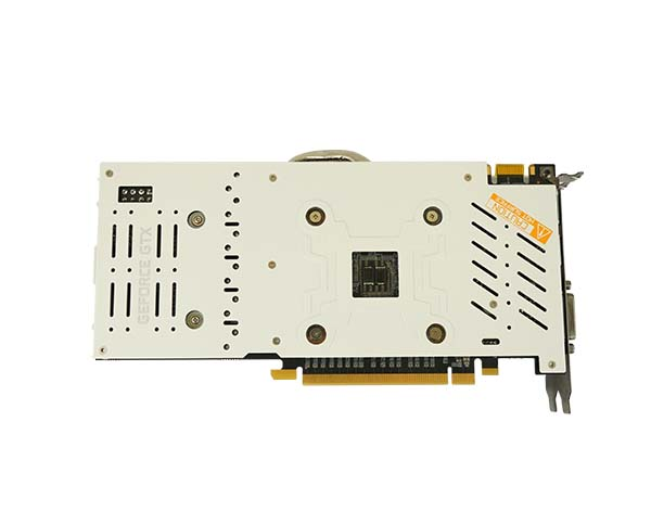 Placa de Vídeo Geforce GTX960 2GB DDR5 128Bit 96NPH8DVE8DC - Galax